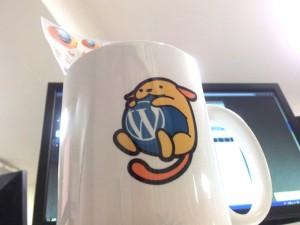 ワプーのマグカップ